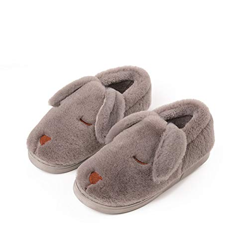 GONGYU Chaussons Gris pour GONGYU Femme Chaussons rq41pr