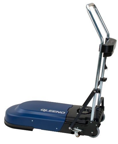 Qleeno QS101 Standard Low Profile Automatic Floor Scrubber, 0.8 Gallon Tank Volume, (Janitorial Scrubbers)