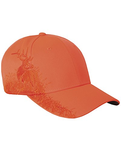 fe Series Brushed Cotton Cap, Elk & Blaze (Brushed Cotton Logo Cap)