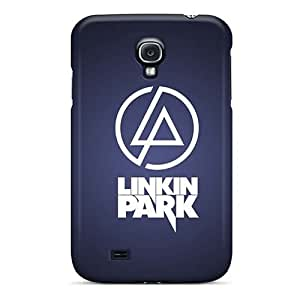 Scratch Protection Hard Cell-phone Case For Samsung Galaxy S4 (NUk2346DwkZ) Unique Design High-definition Linkin Park Skin