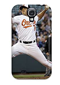 Best 6178047K711449839 baltimore orioles MLB Sports & Colleges best Samsung Galaxy S4 cases