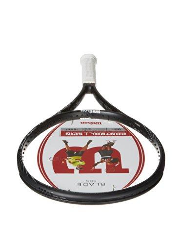 Wilson Blade 98s Spin Effect Technology Tennis Racquet, 4.5
