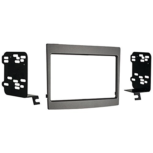 Price comparison product image METRA 95-3528G 2004-2006 Pontiac(R) GTO Double-DIN Installation Kit,  Gray electronic consumer