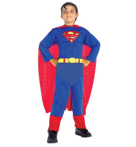 Superman Costume Child Small (Superman Costume For Child)