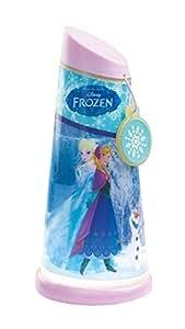 Frozen - GoGlow, linterna mágica dos en uno, color rojo (Worlds Apart 274SWA)
