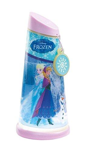 Disney Frozen - Die Eiskönigin 2-in-1 Taschenlampe und Nachtlicht