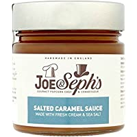 Joe & Seph's Salted Caramel Sauce 430g (Pack of 4)