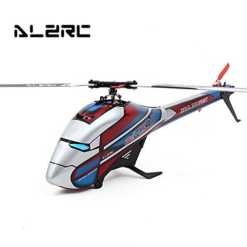 Toy, Play, Fun, Hot Sale ALZRC Devil 380 FAST RC Helicopter Super Combo For RC Toys ModelsChildren, Kids, Game