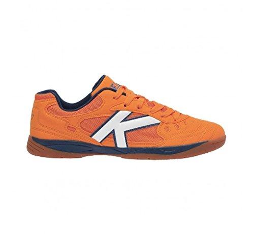 Kelme Scarpe da Calcetto Uomo Arancione 39