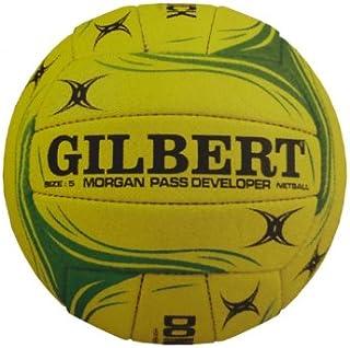 GILBERT Pass Developer Ballon de Netball, 5