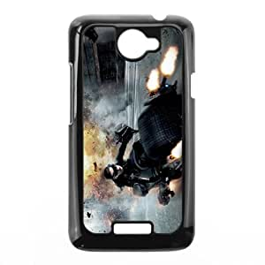 Batman FG0082295 Phone Back Case Customized Art Print Design Hard Shell Protection HTC One X