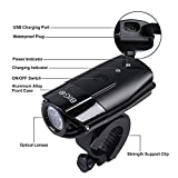 BIGO-LED-Bike-Lights-USB-Rechargeable-Bike-Front-Light-900-Lumens-Super-Bright-Bicycle-Lights-Bike-Headlight-IP65-Waterproof-3-Light-Modes-Easy-to-Install-for-Cycling-Safety-Flashlight