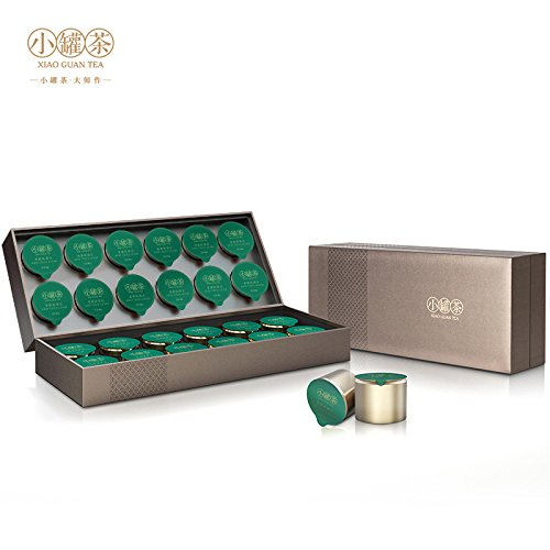 CHIY-GBC Ltd Chinese tasty snack, tea ceremony Tea Caddy super Oolong Tea Anxi Tieguanyin Tea tea fragrance tea gift box SF postage 96g by CHIY-GBC ltd