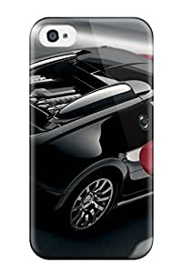 Forever Collectibles Bugatti Veyron 35 Hard Snap-on Iphone 4/4s Case