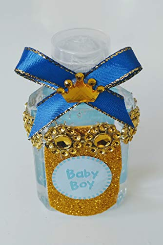 Its A Boy! Hand Sanitizers Baby Shower Party Favor Set Of 12