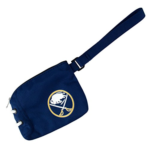 NHL Buffalo Sabres Jersey Stadium Wristlet
