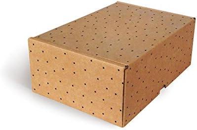 Cajas de Cartón fantasia CTF1711, Pack de 10 Uds: Amazon.es: Oficina y papelería