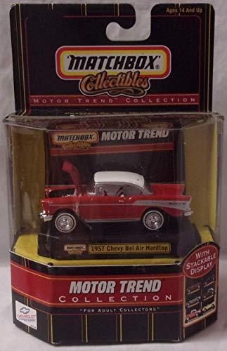 - 1957 chevy bel air hardtop matchbox