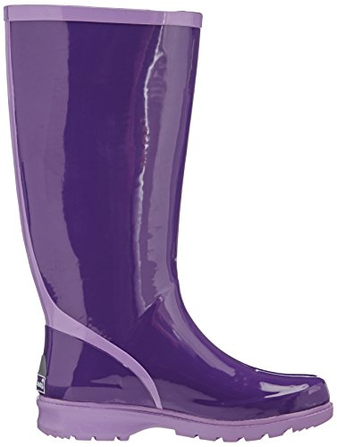 Wellies Wellington Femme lila Boots flieder Purple Neige 797 Violett Playshoes Violet De Bottes dRw4UdxF