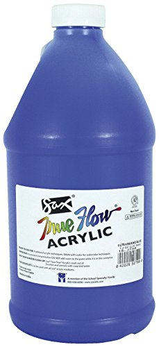 Sax True Flow Medium-Bodied Acrylic Paint - 1/2 Gallon - Ult