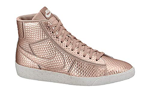 Nike Womens Blazer Mid Cut PRM, 5M