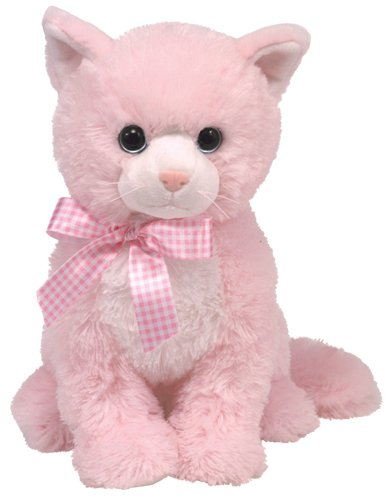 2fdbcce94fd Amazon.com  TY Classic - Duchess - Pink Cat  Toys   Games