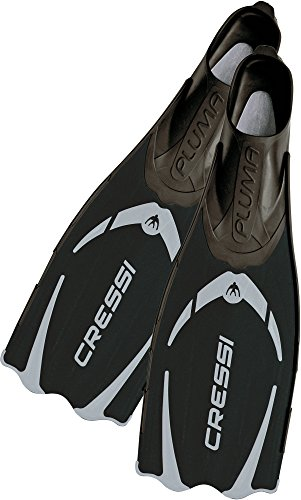 Cressi Pluma Closed-Foot Diving Fin