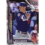 2016 Bowman Chrome Scouts  Updates Top 100 Cody Bellinger Baseball Card 016f93178f5c