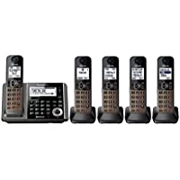 Panasonic 6.0 PLUS Expandable Digital Cordless Answering System