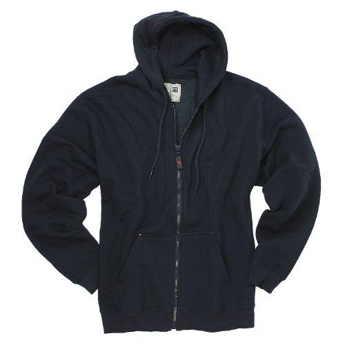 Marino Jeans para Rockford con Azul capucha hombre Sudadera 0ZZHwqT
