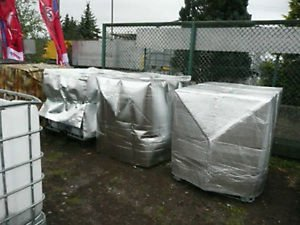 Foxtial Ibc Frost Protection Cover Thermal Cover For Water Tank