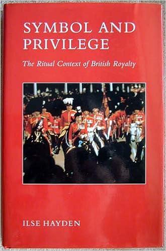 Amazon Symbol And Privilege The Ritual Context Of British