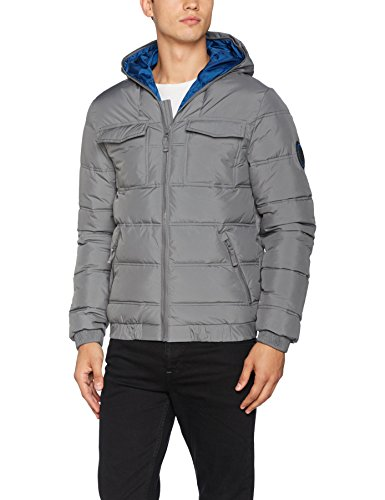 Grey Grey Men's Gy149 Bench Jacket School Dark qwAxRPt