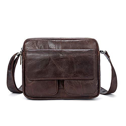 Vintage Décontracté En À Et Sac Travail L'école Le Bag Bandoulière Vêtement Pour Messenger Asdflina Cuir xXq6Zw00t
