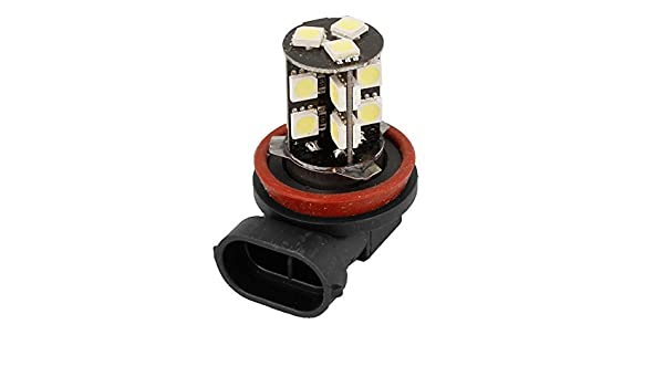 Amazon.com: eDealMax Bombilla H8 Blanco 19 5050 SMD LED de Canbus Niebla Faro: Automotive