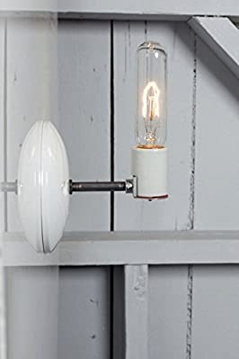 Industrial Wall Sconce - Bare Bulb