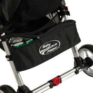 Baby Jogger 6 Count Cooler Bag, Black from Baby Jogger