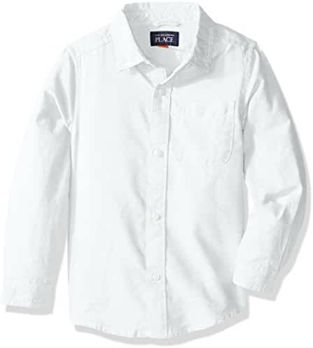 The Children's Place Boys' Oxford Shirt