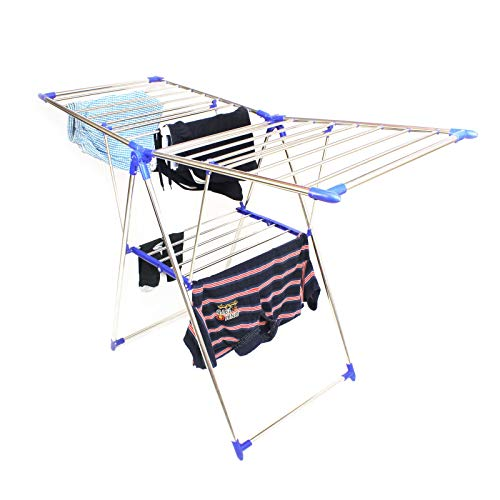 TNC First Class Fitting Stainless Steel Cloth Dryer Stand