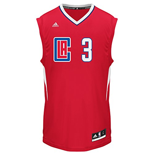 886411356260 - NBA Los Angeles Clippers Chris Paul #3 Men's Replica Jersey, Small, White carousel main 0