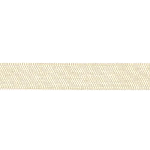 Hug Snug 1/2'' Rayon Seam Binding Cream/100 YDS