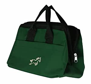Perri's Mini Zip Tote, Hunter Green, One Size