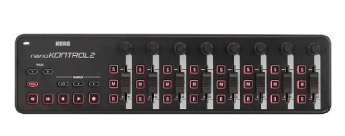 KORG-Slim-Line-USB-Control-Surface