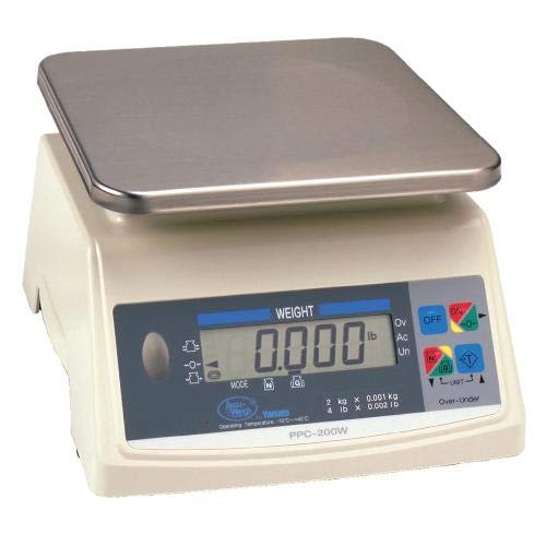 Digital lb//oz Portion Control Scale 10 lb x 0.1 oz Yamato PPC-200W-10Z