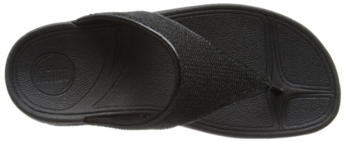 color 3 Astrid Sandalias talla negro color negro FitFlop 35 UK qpvZfIwqA