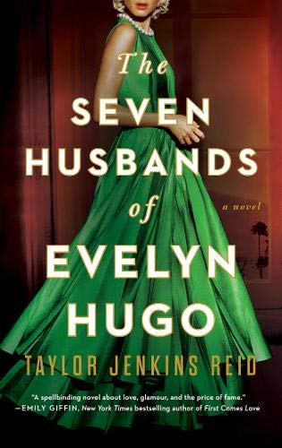 Book cover from The Seven Husbands of Evelyn Hugo: A Novel by Taylor Jenkins Reid