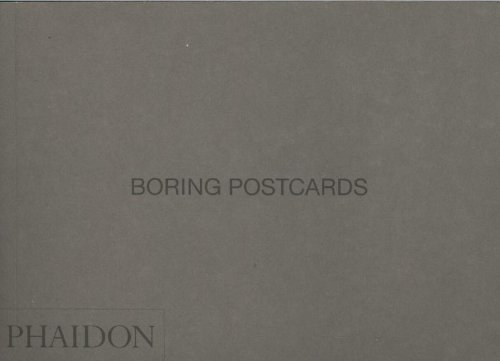 Boring Postcards. Commentary on British architecture, social life and identity