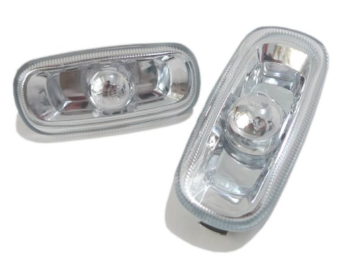 Clear Crystal Side Marker Light fits for Audi A3 A4 A6 S4 S6 RS4 RS6 8E0949127