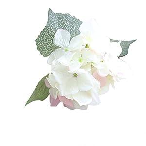 Sqkm-88 Rayon Fake Flower Hydrangea Flower Wedding Bouquet Party Decoration 106