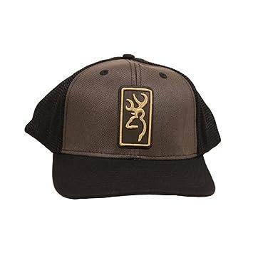 Browning Hudson Malla Sombrero, Negro: Amazon.es: Deportes y aire ...
